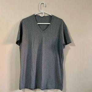Lululemon Athletica V-neck Tee Shirt
